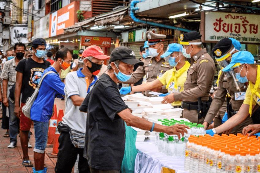 Thailand, Economic growth, asean