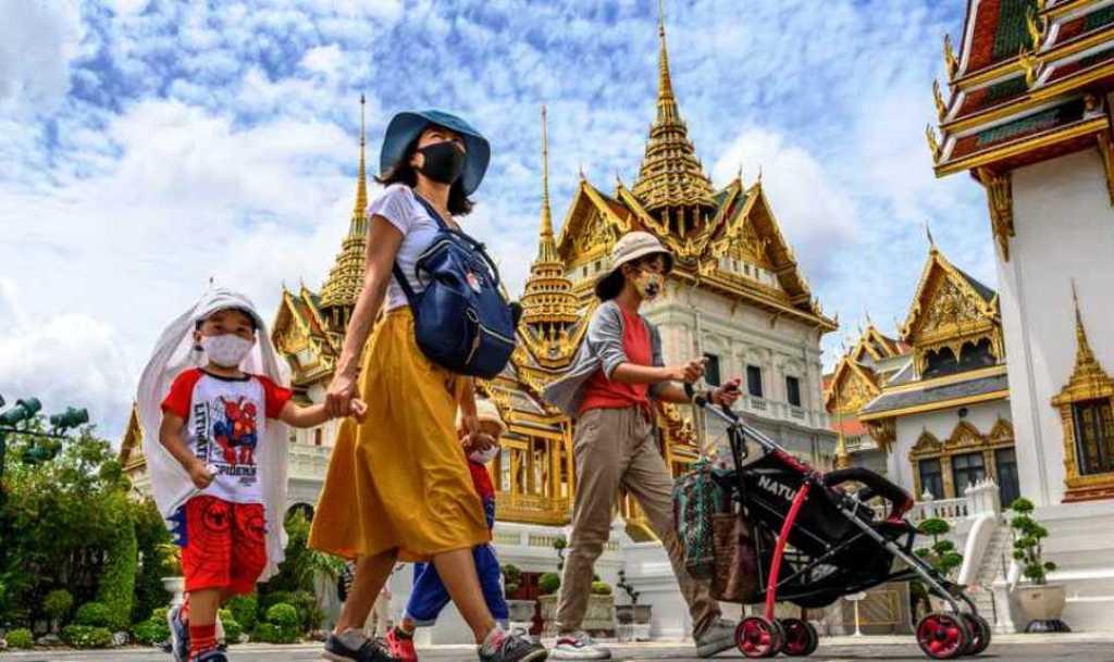 Thailand, Covid-19, Coronavirus