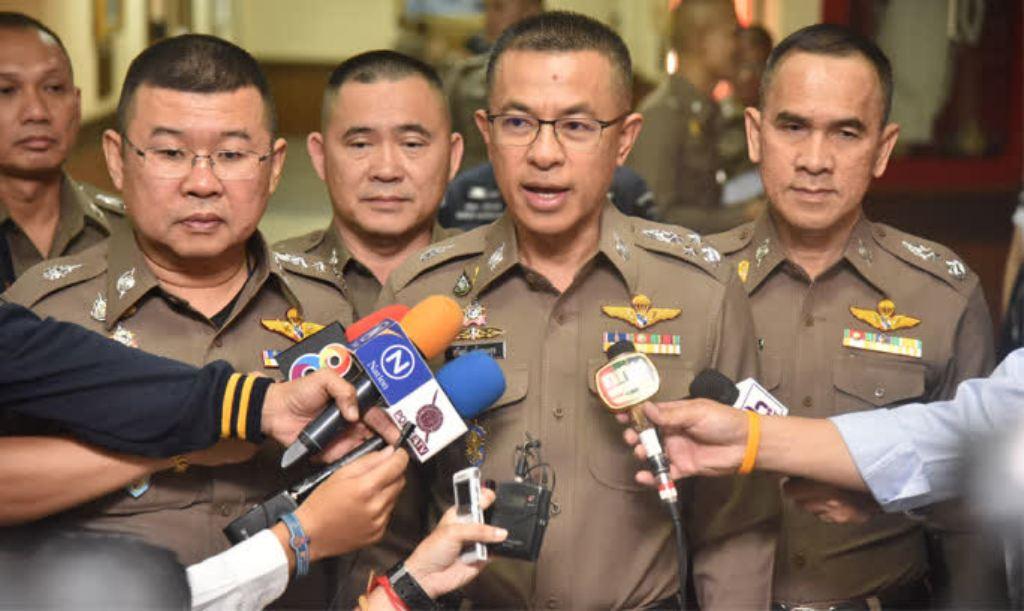 Gen Suwat , National Police Chief, Thailand