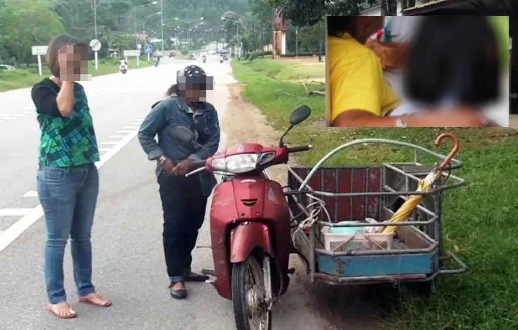 grandmother, Thailand, Jailed