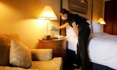 Hotels, Thailand, COVID-19