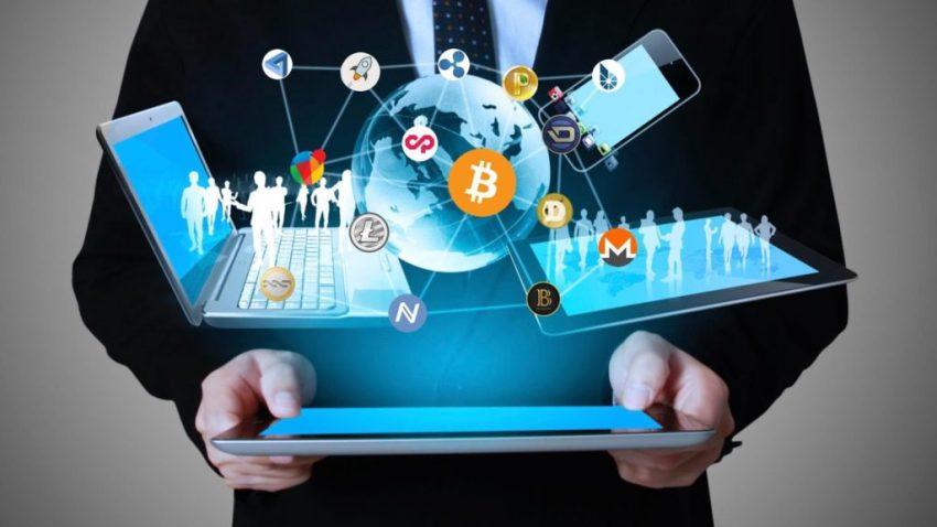 Bitcoin, technology, Blockchain