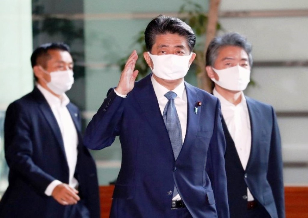 Japan, Prime Minister, Resigns, Shinzo Abe