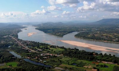 Mekong River, Water Levels