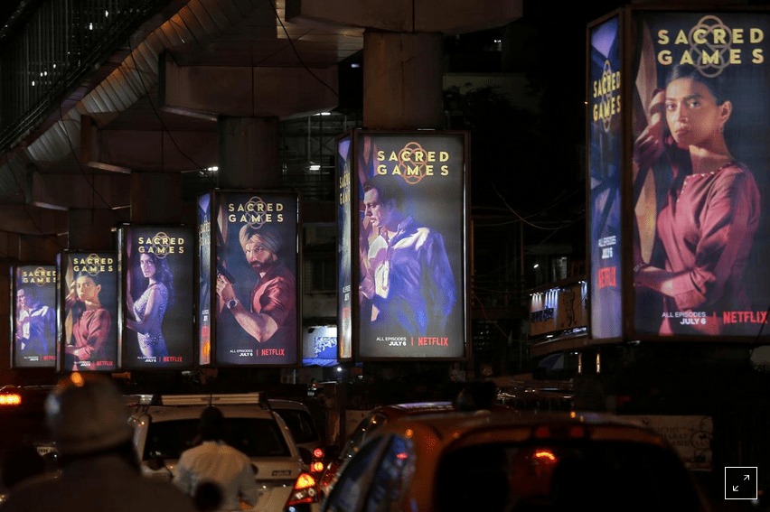 NetFlix, Disney, Streaming, Thailand