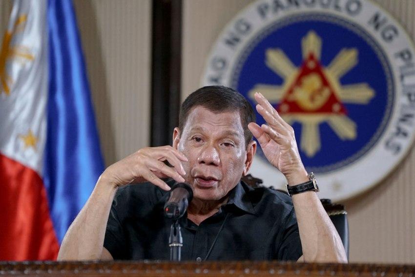 Philippine, President, Face Masks