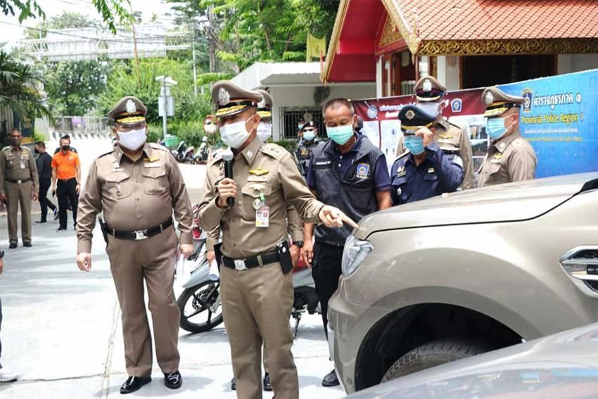 Drug Network, Thailand, Assets Seized Assets Seized