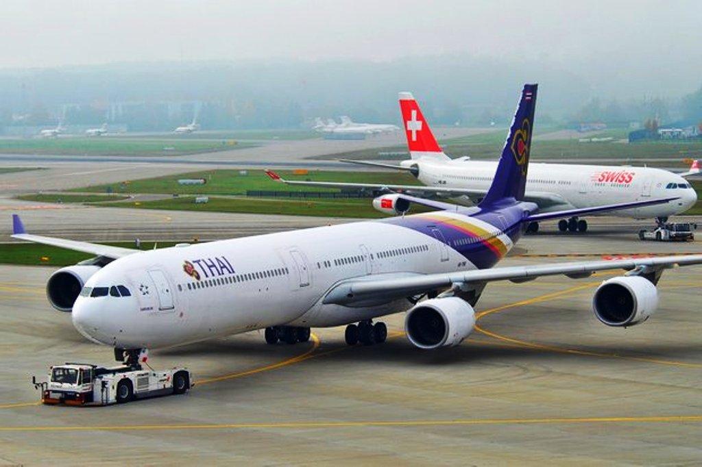 Thai Airways, Airbus, Thailand