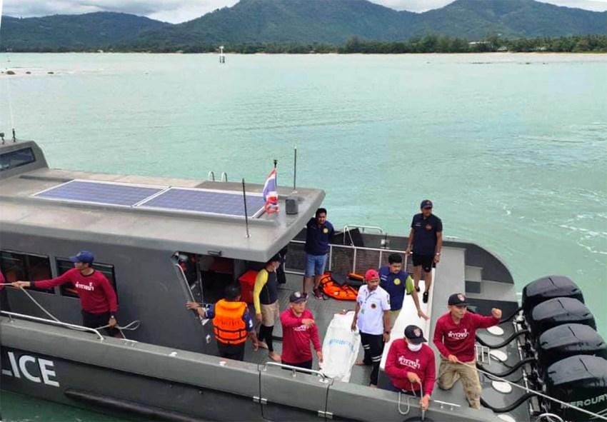 Koh Samui, Thailand, Ferry