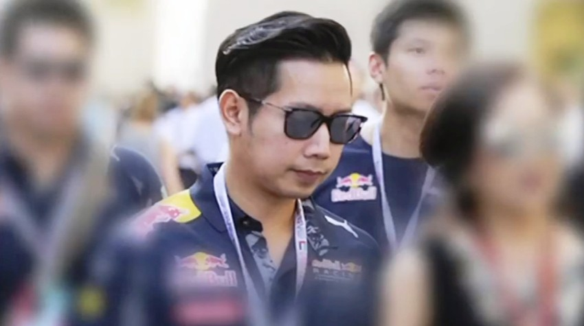 misconduct Red Bull heir, mr Vorayuth, Thailand