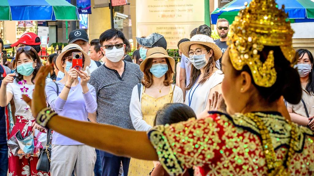 Thailand,Travel, Tourism, Covid-19, Coronavirus