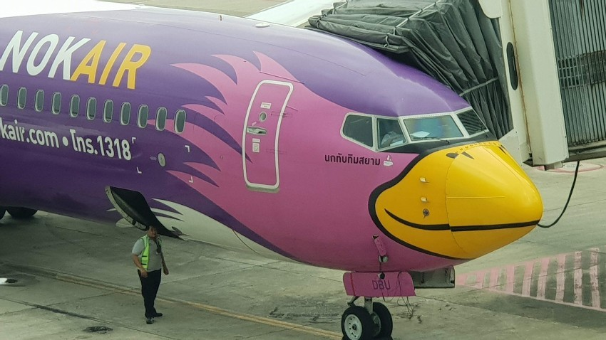 Nok Air, airline, Thailand
