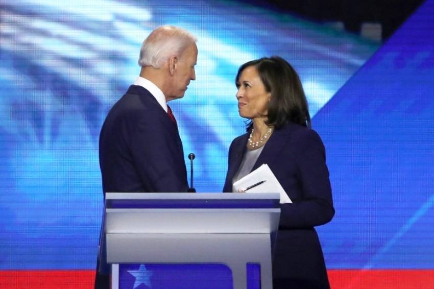 Kamala Harris, Joe Biden, Vice President