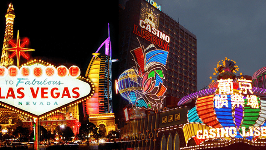 Casino gaming terms