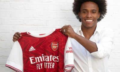 Willian , Arsenal,Premier League