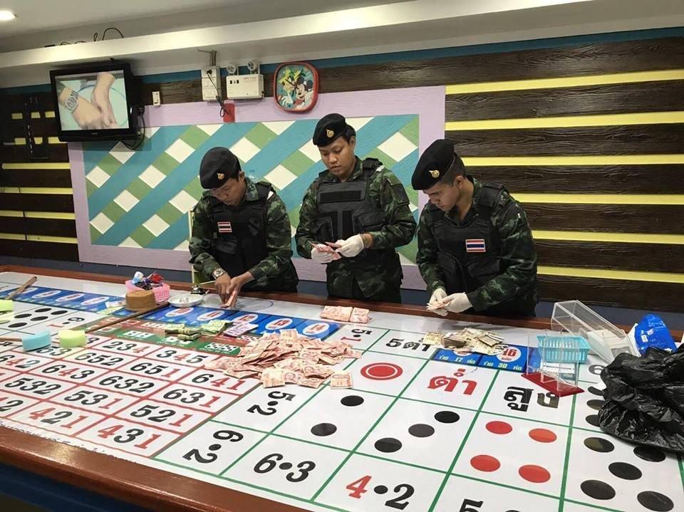 gambling, gambling dens, illegal gambling, thailand