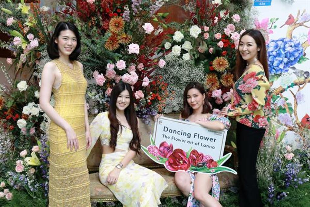 Rses, Famour flowers,Chiang Rai Province