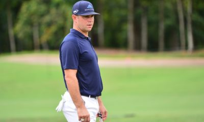 Golf, US Open, Gary Woodland