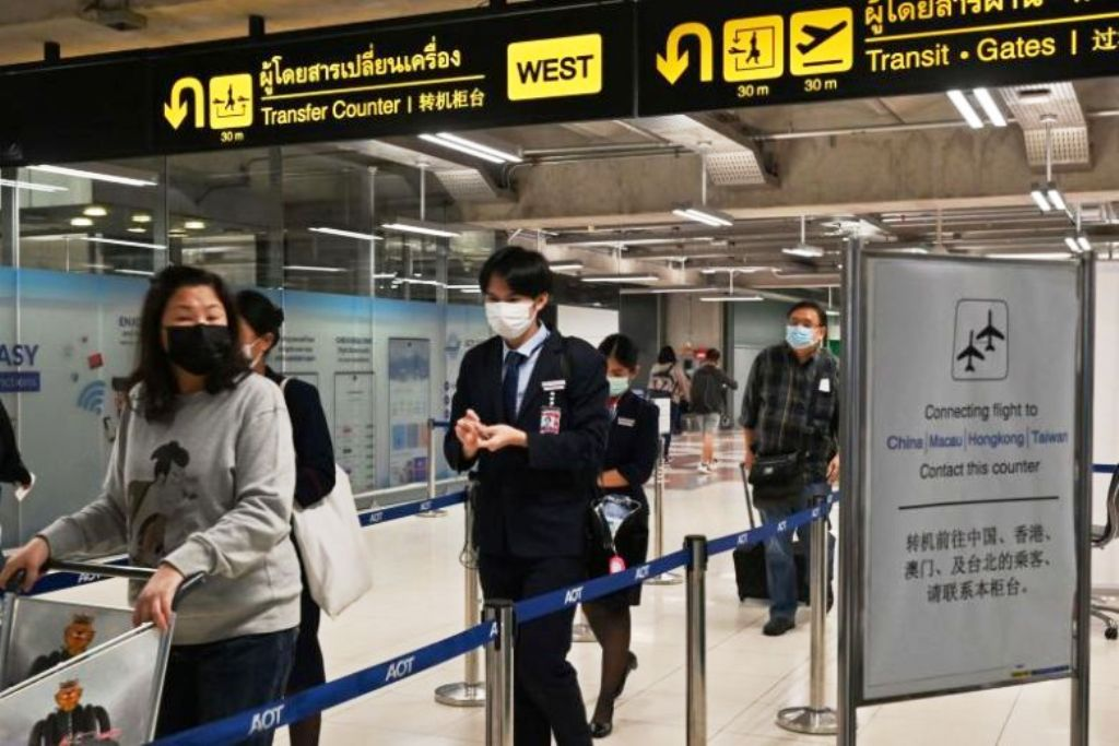 7 Day Quarantine for Tourists in Thailand