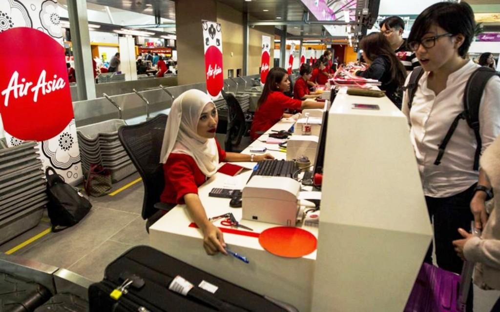 AirAsia Check in Fee Thailand