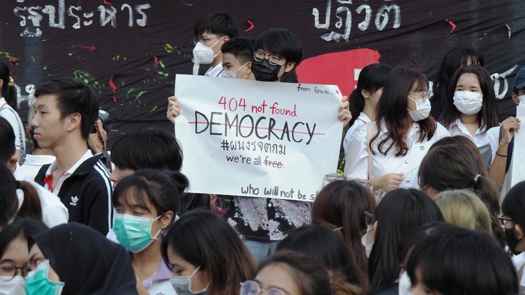 University, students, Thailand