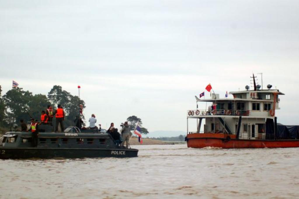 Chinese Companies, Mekong region, China