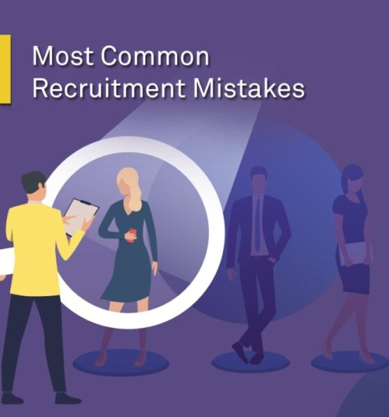 Job candidate,Common Recruitment Mistakes