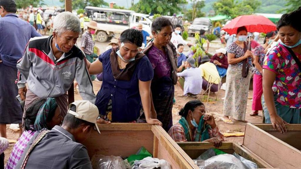 myanmar, covid-19, coronavirus, deaths, chiang rai border