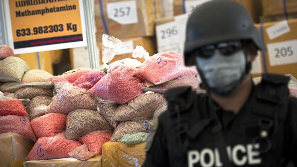 Thailand, drug, trafficking