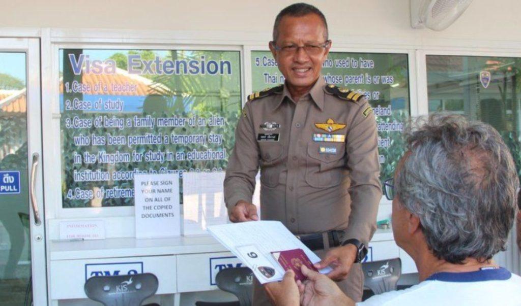 Thailand, Visa, Renewal, Foreigners