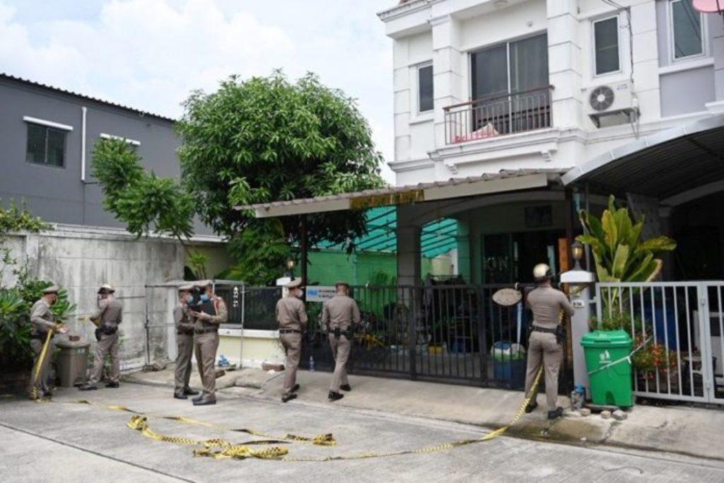 House family bangkok police
