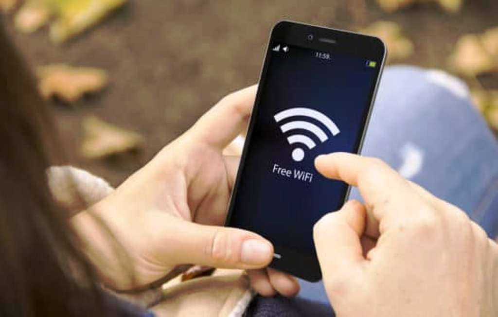 Free WiFi, Thailand