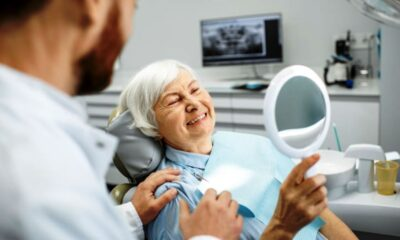 How dentures can improve your oral health