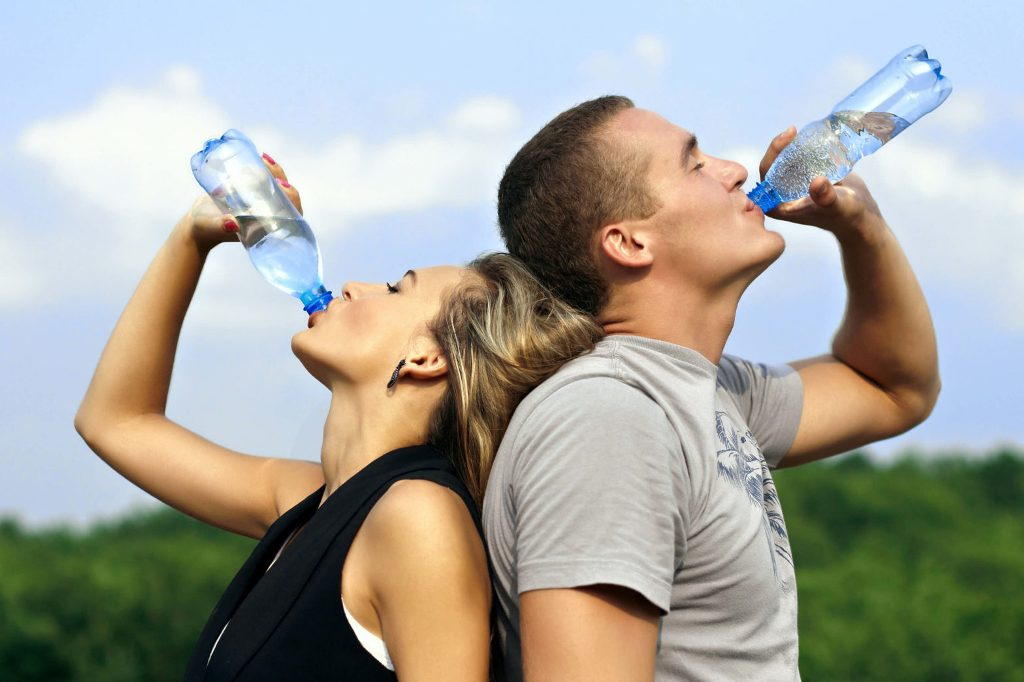 Hydrogen Water Drink for Metabolic Health and Sleep Deprivation?