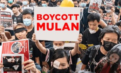 Milk Tea Alliance Steps Up Campaign to Boycott Disney's Mulan