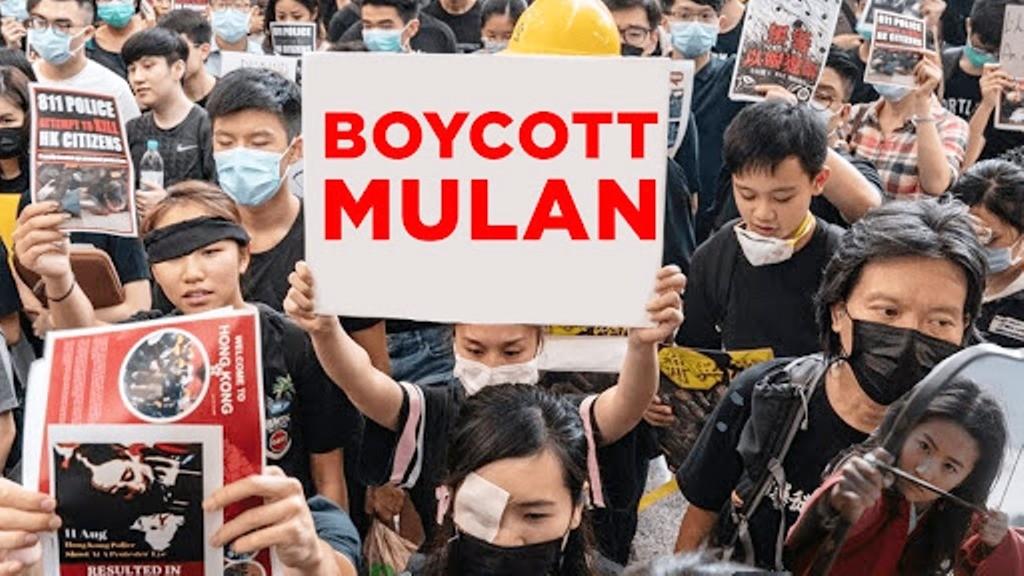 Milk Tea Alliance Steps Up Campaign to Boycott Disney's Mulan