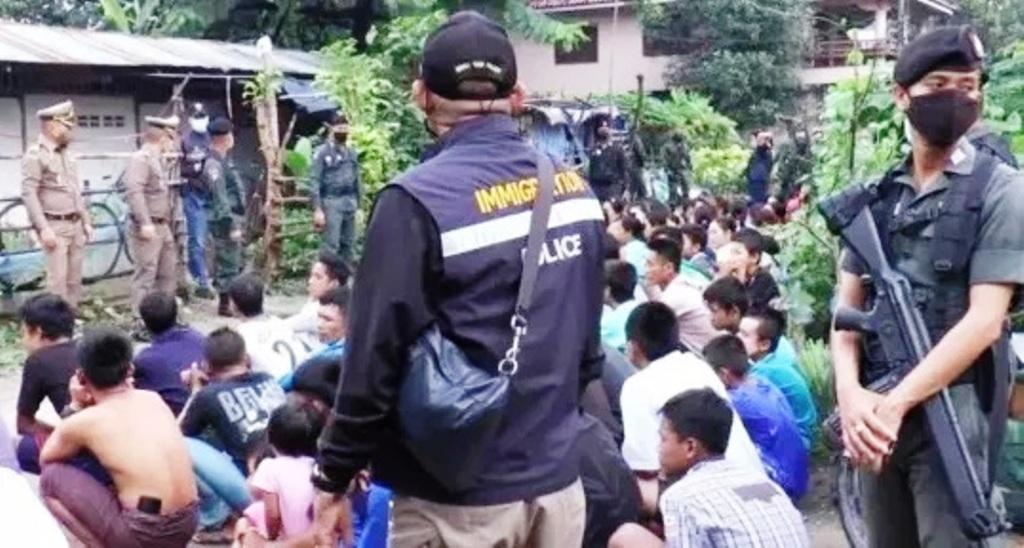 Myanmar, Migrants, Covid-19, Thailand
