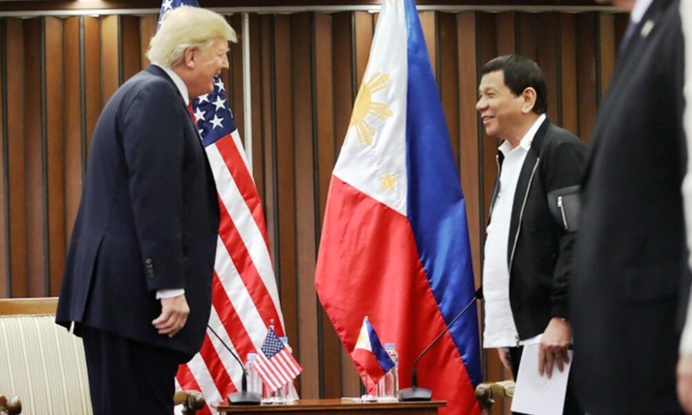 Philippines Moving Ties Away from China in Favor of United States