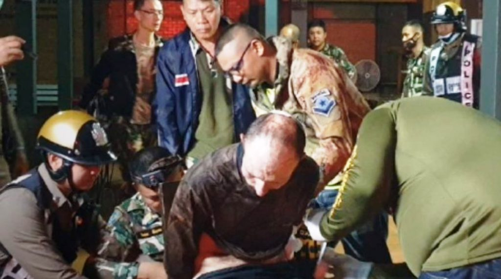 Russian Arrested in Chiang Mai for Burglary