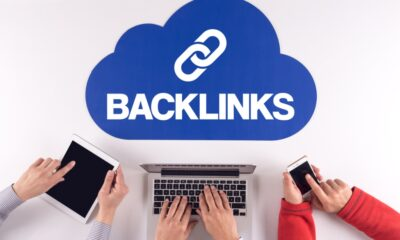 Website, SEO, Backlinks