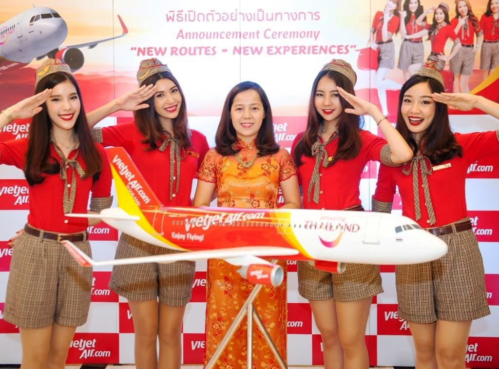 Thai Vietjet airline, free ticket