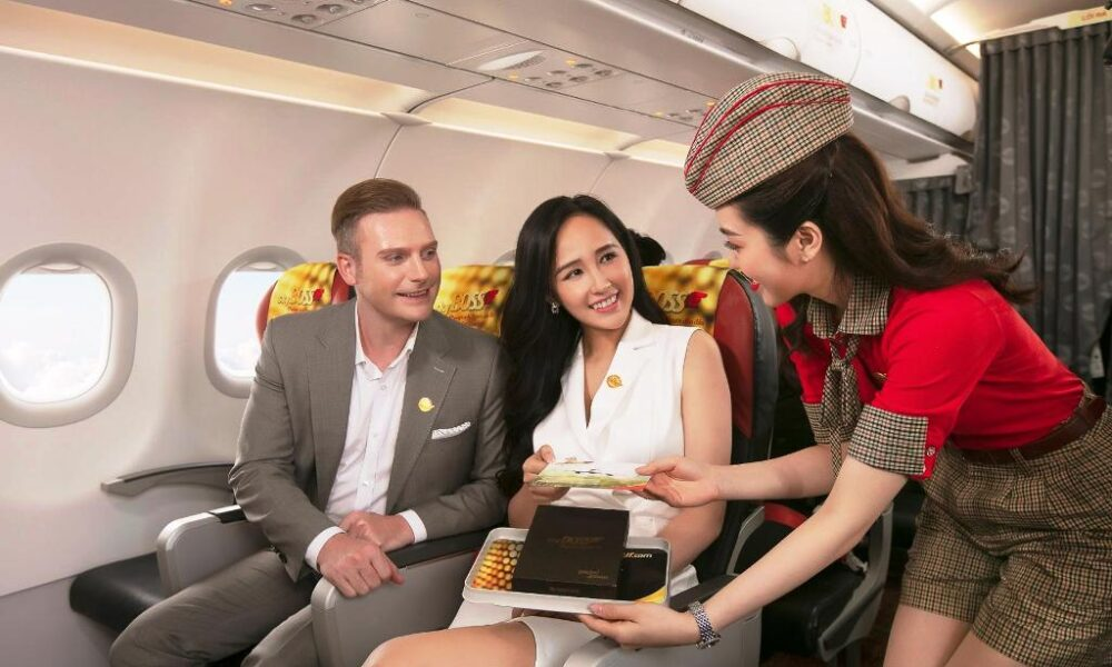 Vietjet Calendar 2022.Thai Vietjet Airline Launches All In One Deluxe Service From Just Thb999