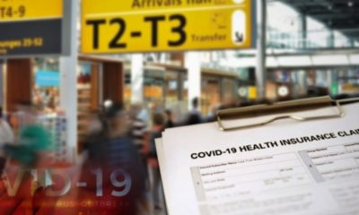 Covid-19, Travel Insurance, coverage, Thailand
