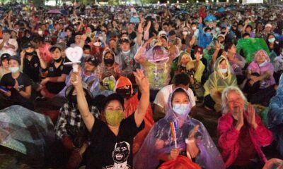 Thailand Seek Biggest Anti-Government Protests Since Military Coup