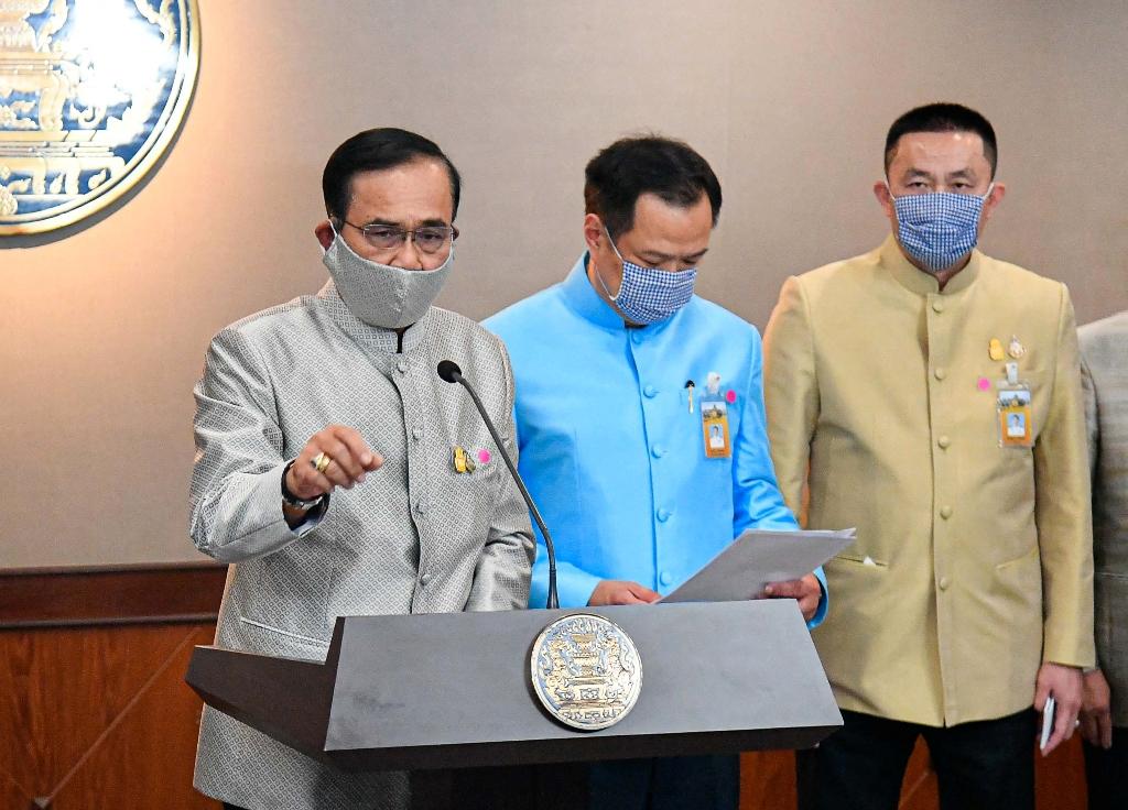 Thailand, Prime Minister, Covid-19