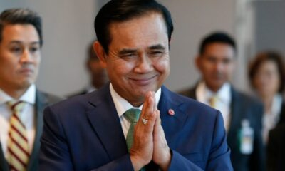 Thailand, Prime Minister, anti-government,Covid-19
