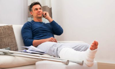 Insurance personal Injury Claim