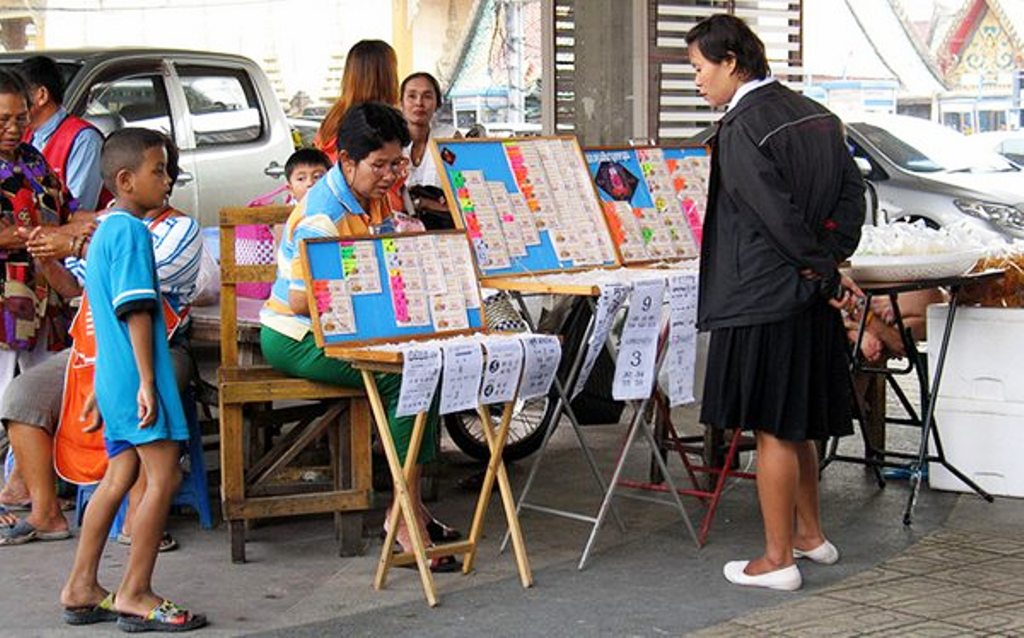 Thailand, Government, Lottery