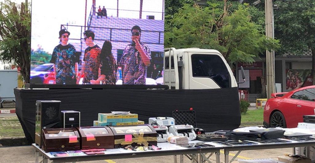Thailand's Cybercrime Police Take Down Bt75 Million Gambling Network