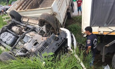1 Killed, 21 Injured in Road Accidents in Southern Thailand